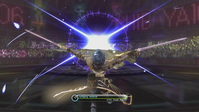 WiiU_TMSFE_Combat_Itsuki_EmptyWave
