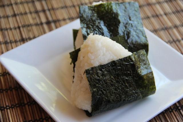Rice Ball (Onigiri) Recipe