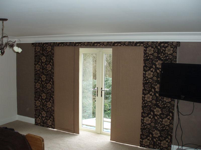 Curtain Panels – Japanese Sliding Panels