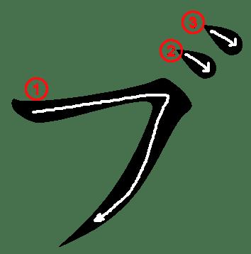 """bu"" for Hiragana and Katakana"