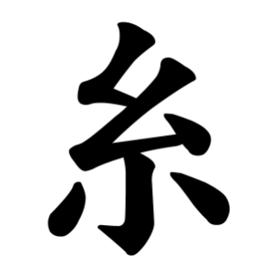 Japanese Word for Thread