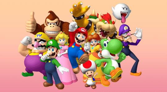 Nintendo 540×300