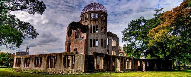 Atombombsdomen, Hiroshima