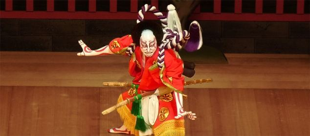Kabuki i Tokyo