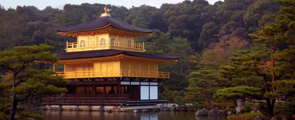 Den gyllene paviljongen