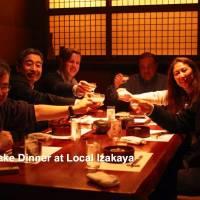 Sakeprovning i Japan 2015
