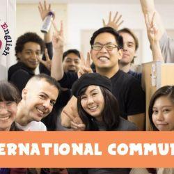 International community (Feature Pic)