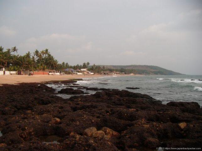 アンジュナビーチ