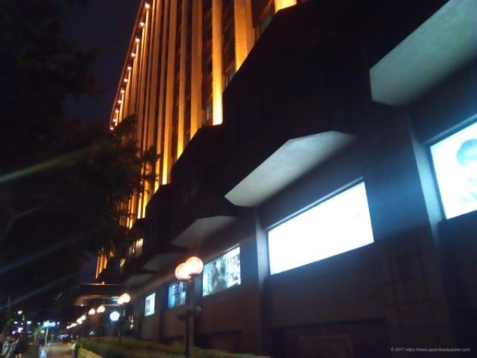 China Hotel, A Marriott Hotel