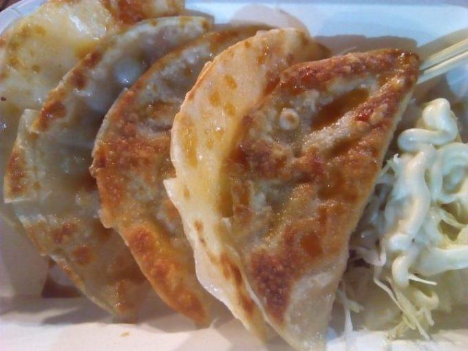 チェンマイの餃子