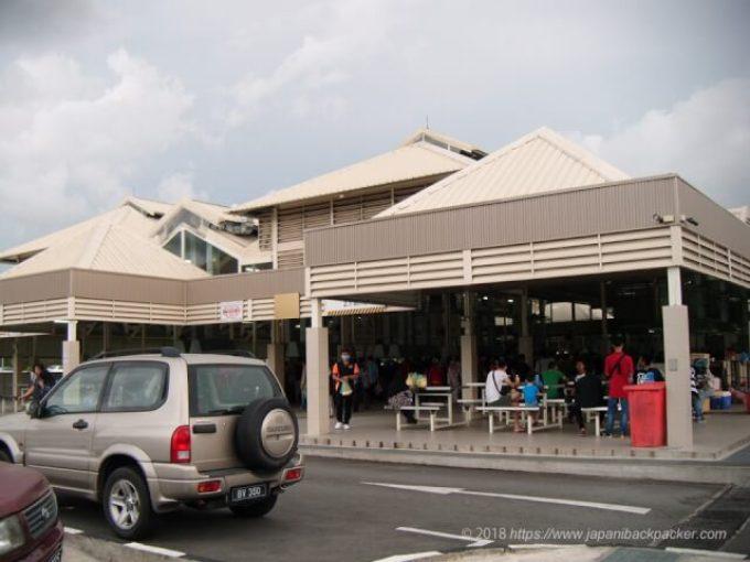 ブルネイのマーケット