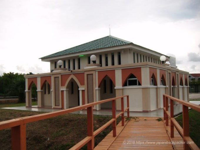 ブルネイのモスク