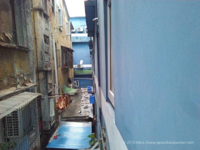 Hi Inn - Guangzhou Liwanの裏