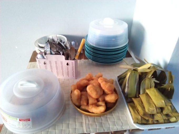 タイの朝食