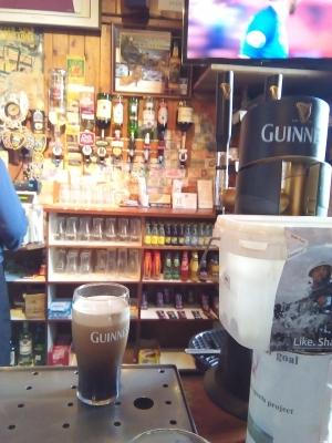 アイルランドのギネス