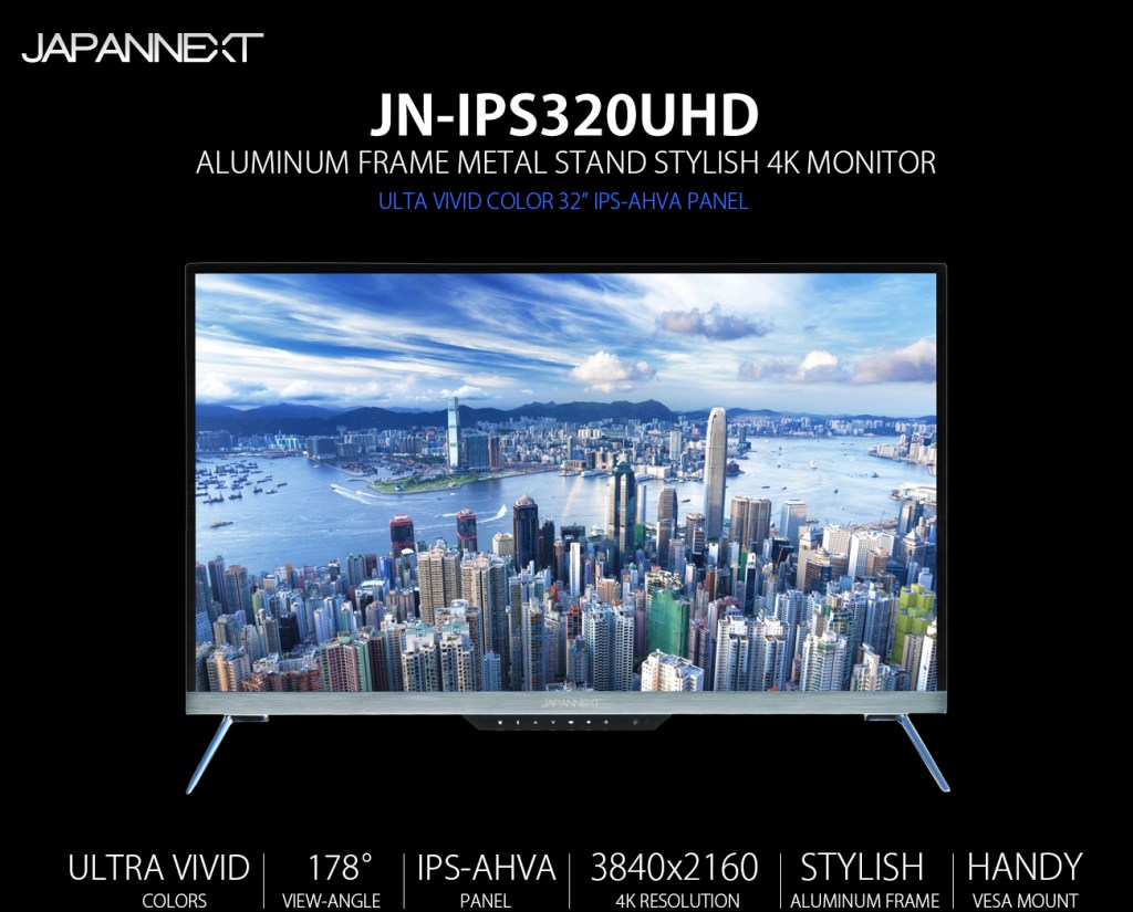 JN-ips320uhd- main pic and specs