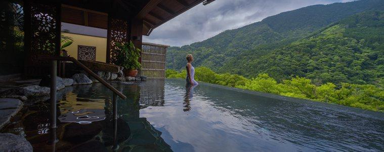 Roza Sampolinska-Bailey in Hakone, shot by Alfie Goodrich