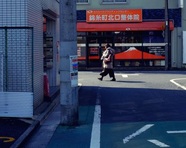 Photo tours in off the beaten track Tokyo