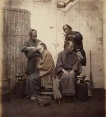Grooming Samurai