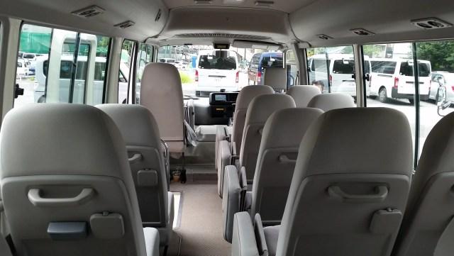 Micro bus Japan Royal Service-1-6