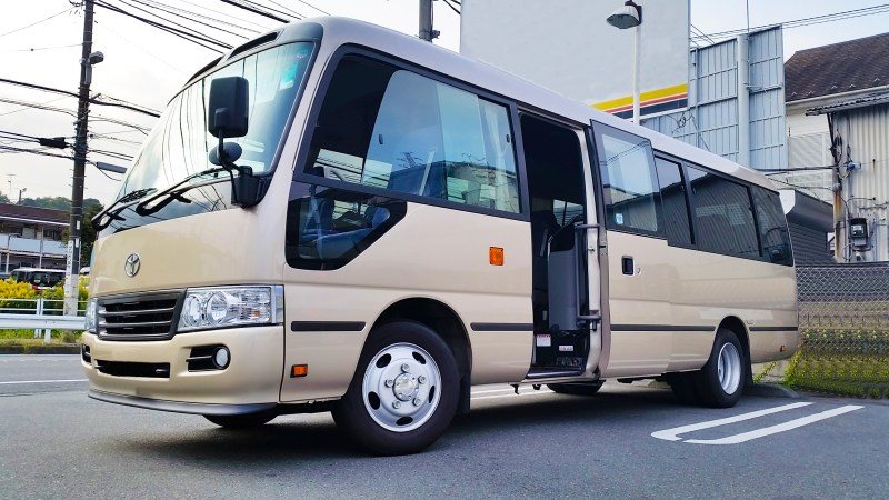 Micro bus Japan Royal Service-3-1