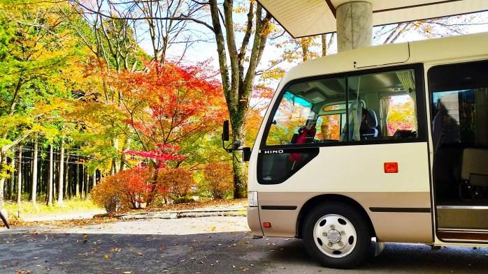 Micro bus Japan Royal Service-1-3