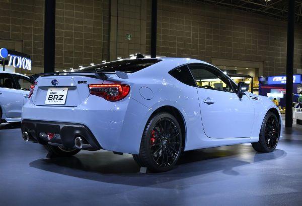 Subaru Brz Sti Sport Sti-sportversion Nur Den