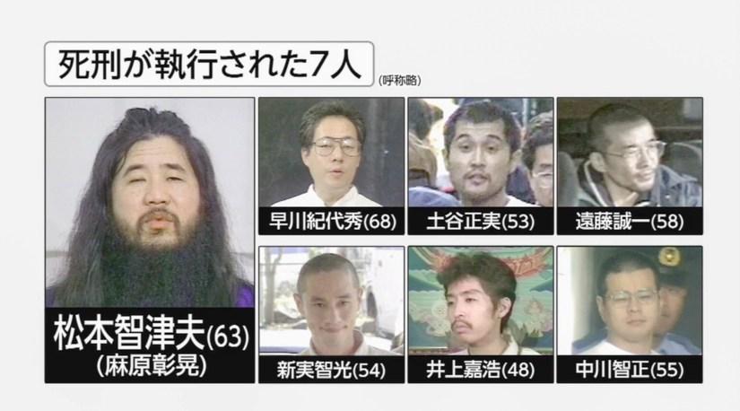 Image result for aum shinrikyo