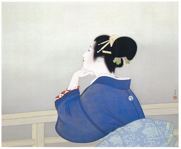 Japanese Women Paintings