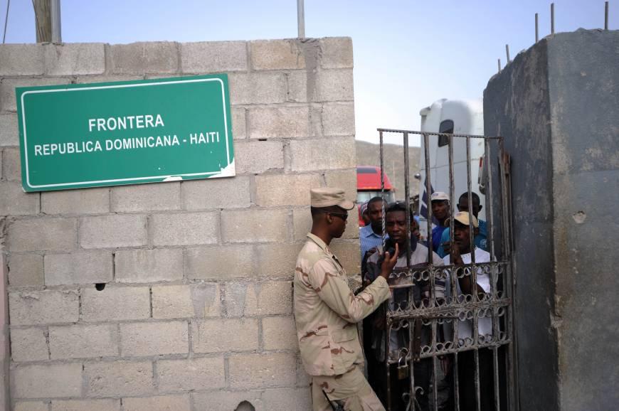 Haiti Border Country Dominican Republic And