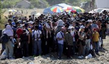 Macedonia and Syrian Refugees