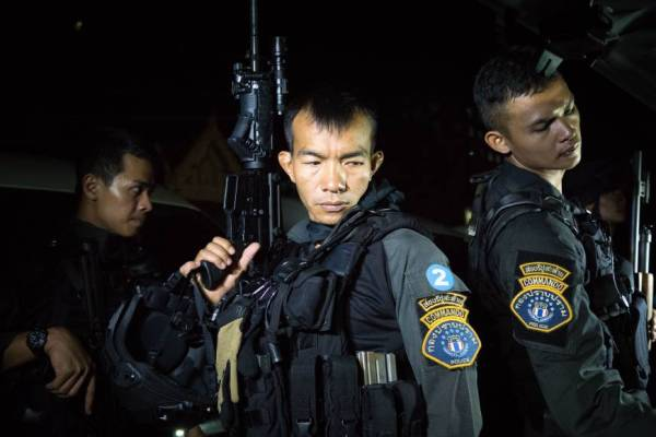 Gun murder rate in Thailand on a par with United States