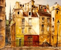 'leonard Foujita Art Bridging East And West