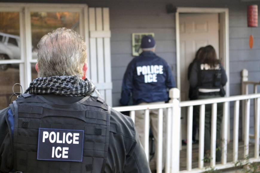 Image result for Immigration Crackdown