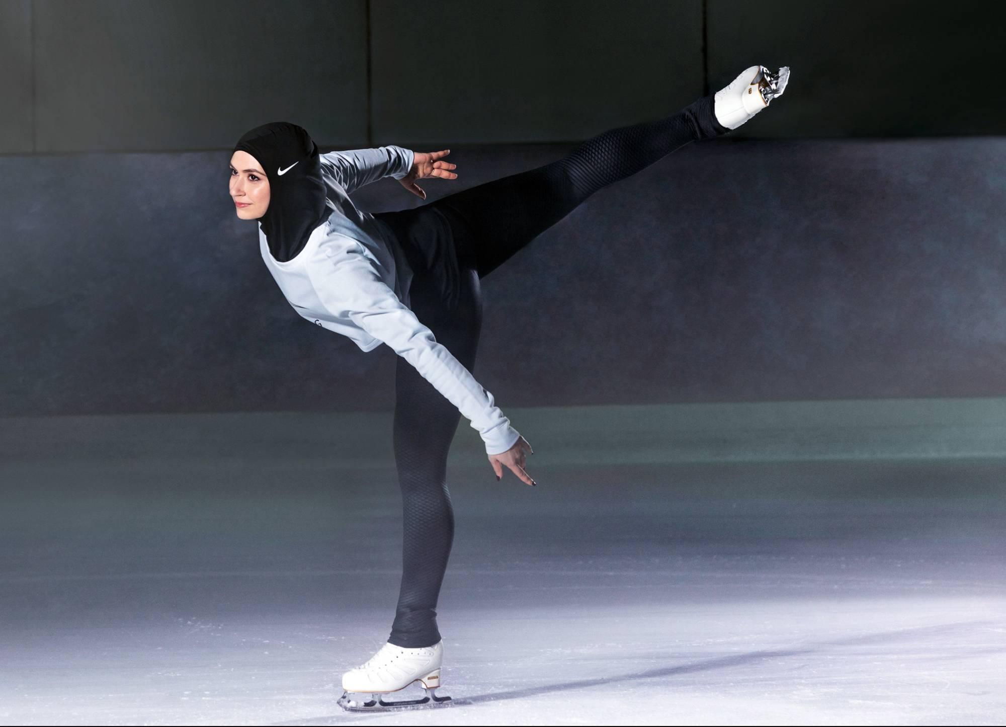 Image result for muslim athlete zahra lari