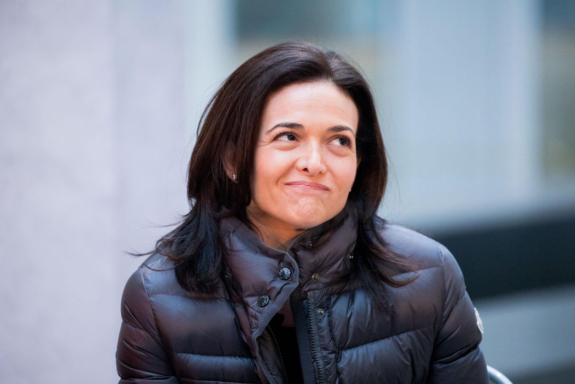 Sheryl Sandberg worlds most annoying person  The Japan