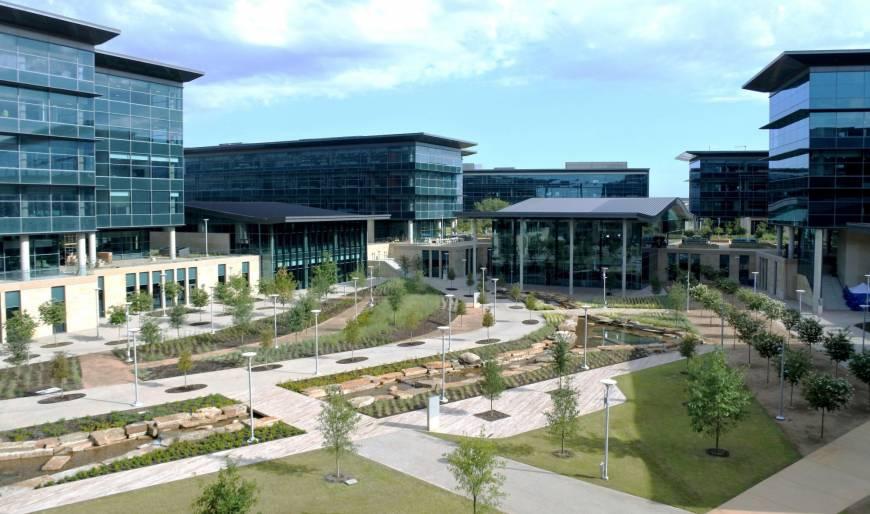 Toyota revela campus norte-americano de US $ 1 bilhão no Texas