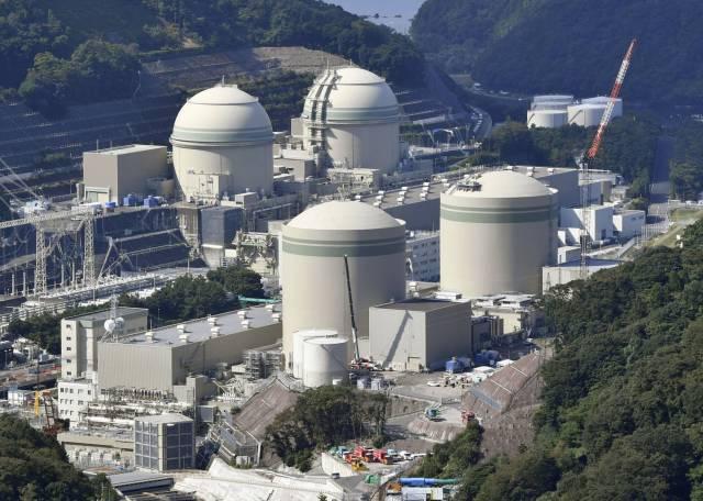Kansai Electric Power Co.'s Takahama Nuclear Power Plant in Takahama, Fukui Prefecture | KYODO