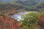 overlooking Oyu-numa