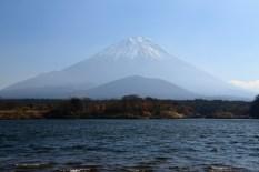 Mt Fuji from Shoji-ko