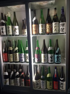 good sake list