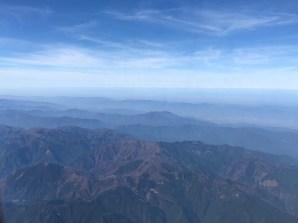 mountain ranges in Shikoku