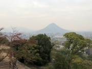 Sanuki-Fuji in the distance
