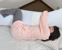 Thankos USB Heated Air Hug Pillow is inflatable warm ...