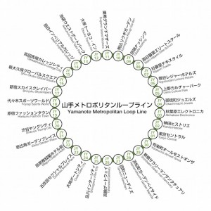 Netizens respond to new JR Yamanote Line station name