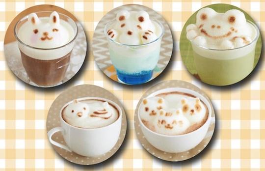 3D Latte Art Maker Awa Taccino