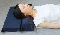 Japan Trend Shop | Neck Pain Relief Pillow for Smartphone ...