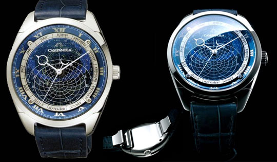 Japan Trend Shop  Campanola Cosmosign Watch by Citizen