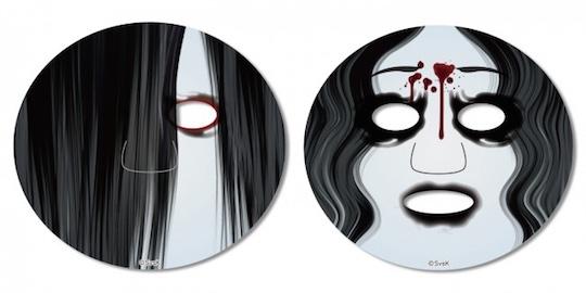Sadako vs Kayako Face Packs