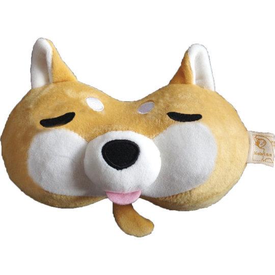 hogurira shiba dog relaxer pillow